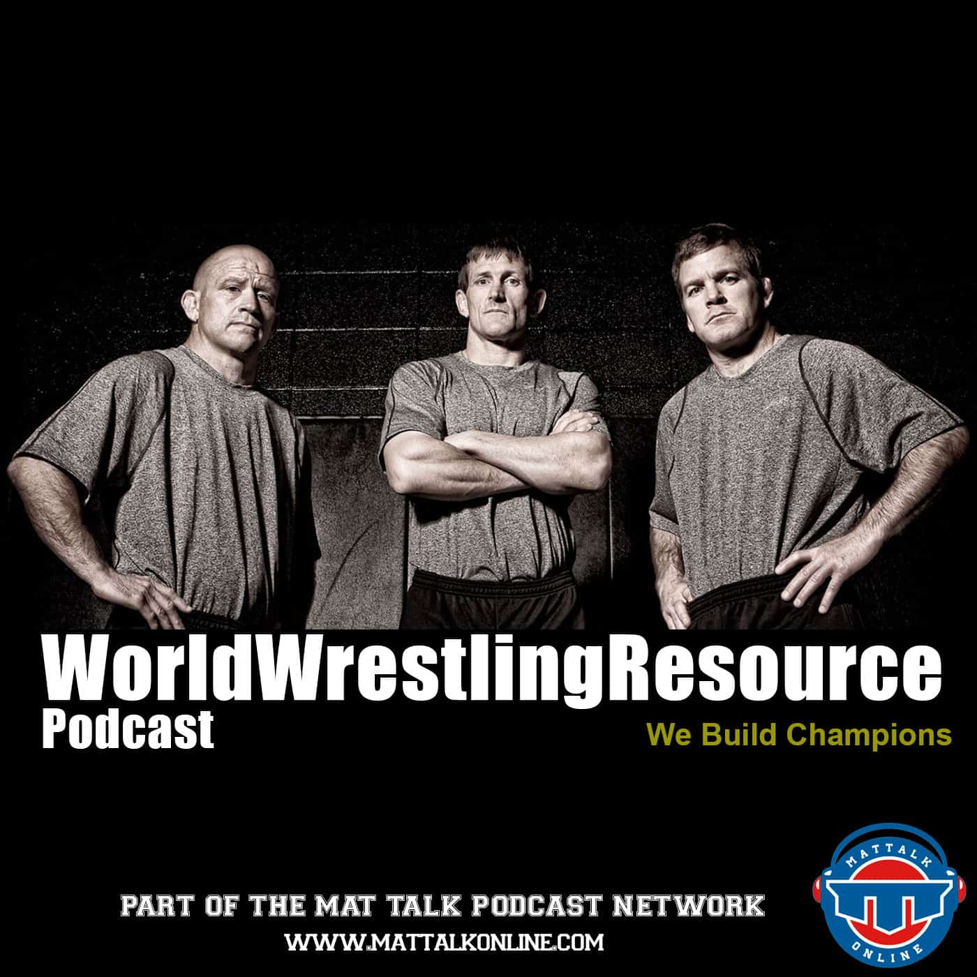 Starting to populate the network with World Wrestling Resource