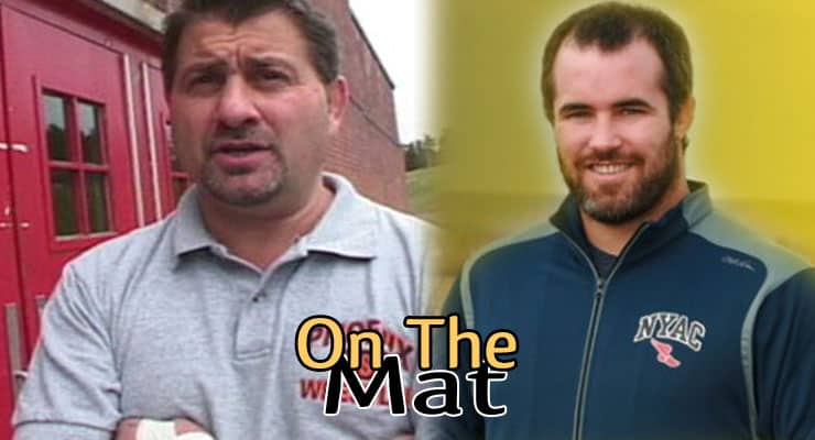 """OTM351: Olympians """"Mean"""" Gene Mills and """"Silent H"""" Andy Hrovat"""