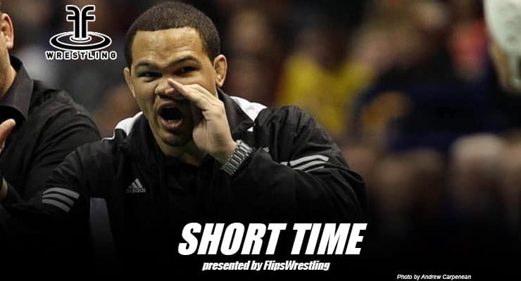 Arizona State assistant Chris Pendleton comes in for a visit – Short Time Ep. 110