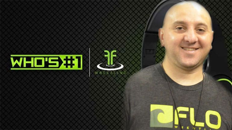 ST112: Flowrestling's Willie Saylor talks about Who's #1 coming to the Snakepit