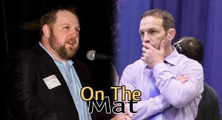 OTM355: Journalist Jason Bryant and Upper Iowa coach Heath Grimm go On The Mat on November 5