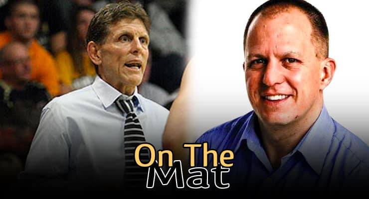 OTM356: On The Mat with the Des Moines Register's Andy Hamilton and Cornell College head coach Mike Duroe