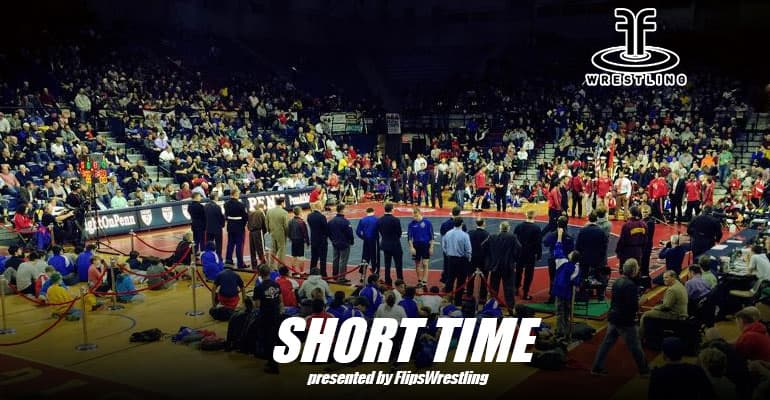 ST117: Recapping up the kickoff weekend for the 2013-14 college wrestling season
