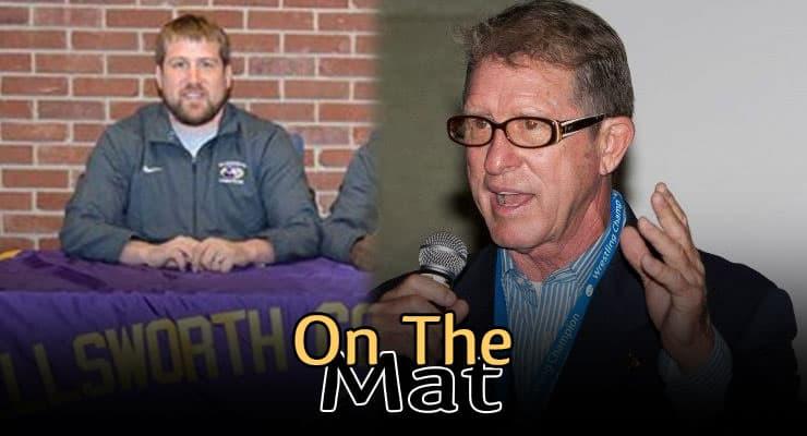 OTM359: Titan Mercury's Wayne Boyd and Ellsworth coach Cole Spree go On The Mat