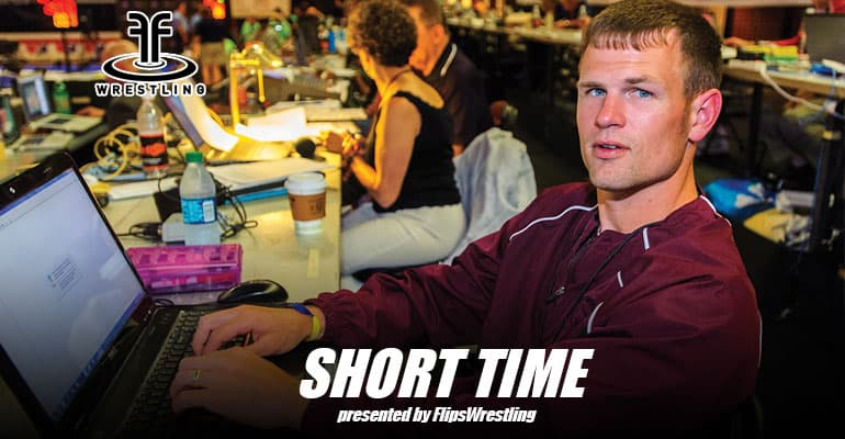 ST126: Justin Tritz of Trackwrestling talks about his company and the new Trackcast feature