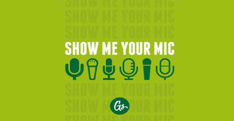Mat Talk Podcast Network featured on Show Me Your Mic