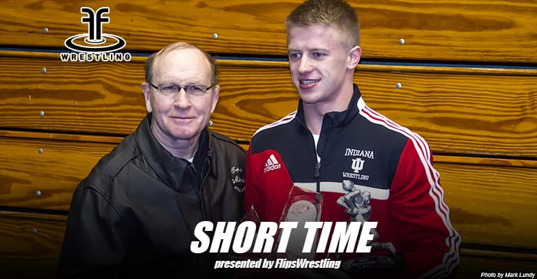ST132: Midlands Outstanding Wrestler and master pinner, Taylor Walsh of Indiana