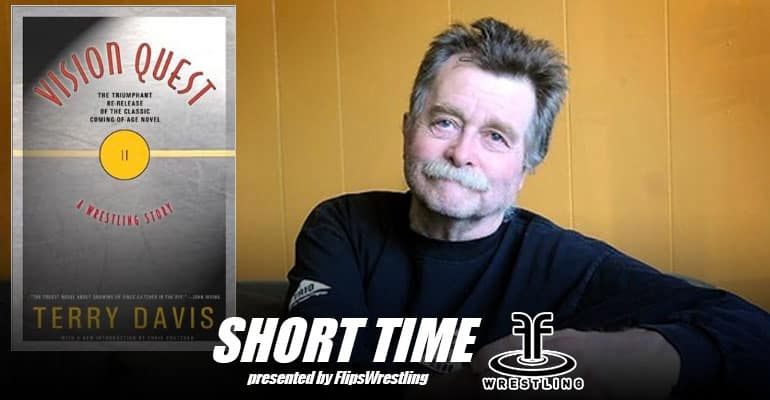 ST139: Vision Quest Series Part 1 with the book's author, Terry Davis