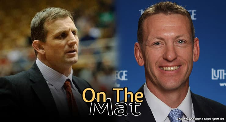 OTM367: Ohio State coach Tom Ryan and Luther coach Dave Mitchell