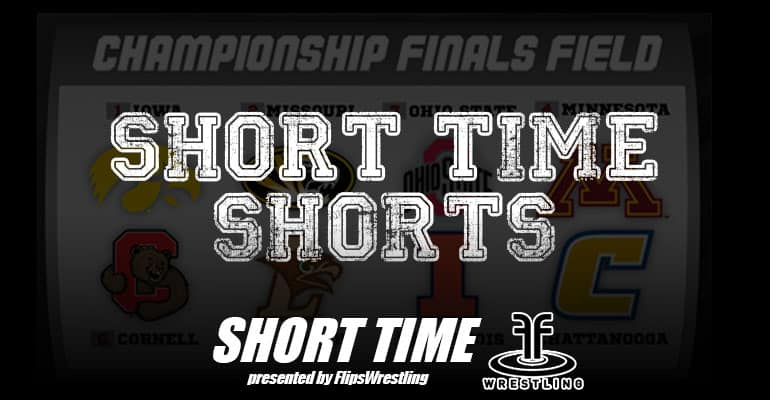 Short Time Shorts: NWCA National Duals chat with Chattanooga head coach Heath Eslinger