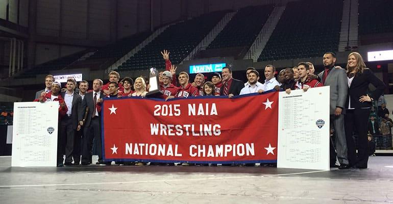 NAIA National Champions