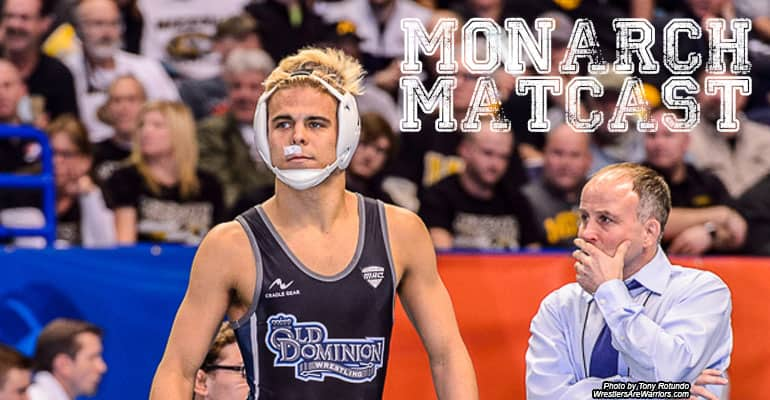 ODU14: Steve Martin recaps the NCAA Championships and talks All-American honors