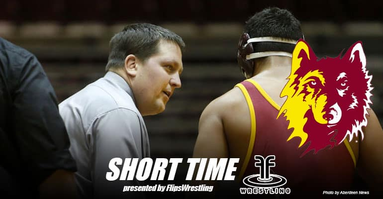 ST155: Pat Timm on trying to save the Northern State University wrestling program