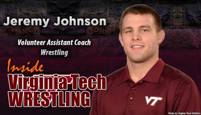 VT13: Volunteer Assistant Coach Jeremy Johnson on life in Blacksburg