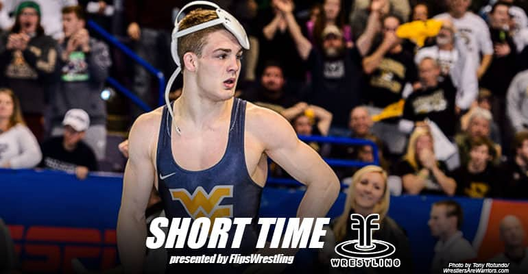 ST158: West Virginia's feisty and ferocious true freshman Zeke Moisey