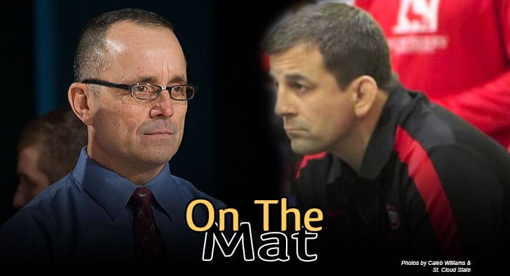 OTM372: National Champion coaches Jim Moulsoff of Augsburg and Steve Costanzo of St. Cloud State