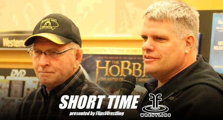 ST159: Scott Schulte talks about his latest book, A Wrestling Life, co-authored with Dan Gable