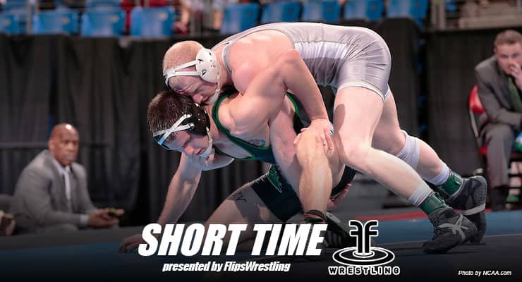 ST160: NCAA Division II Wrestler of the Year Chris Watson wins national title, beats blood clot
