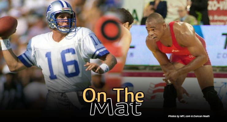 OTM377: Three-time NCAA champion Joe Williams and NFL veteran Chuck Long