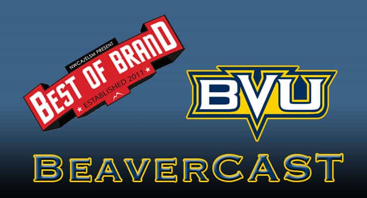 BVU04: Talking team awards with Coach Jeff Breese and a call to action to vote for BVU Wrestling