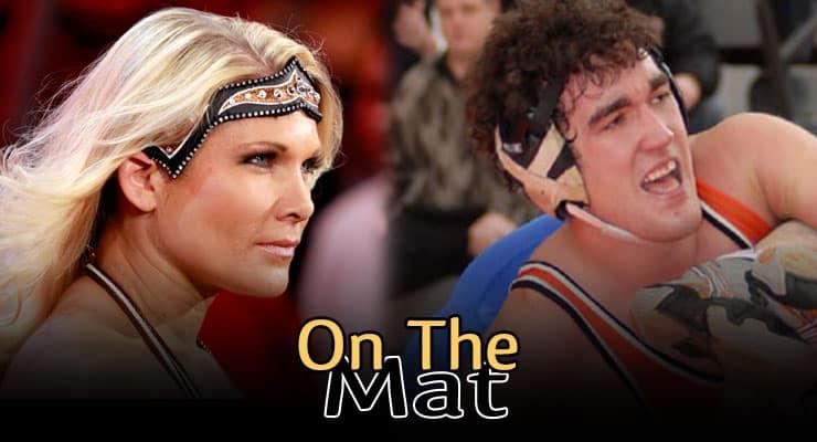 OTM384: New Loras associate head coach T.J. Miller and former WWE diva Beth Phoenix