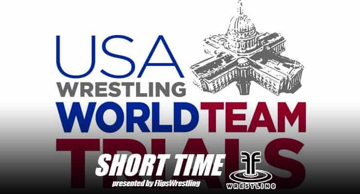 ST175: World Team Trials Day 2 Champion Interviews