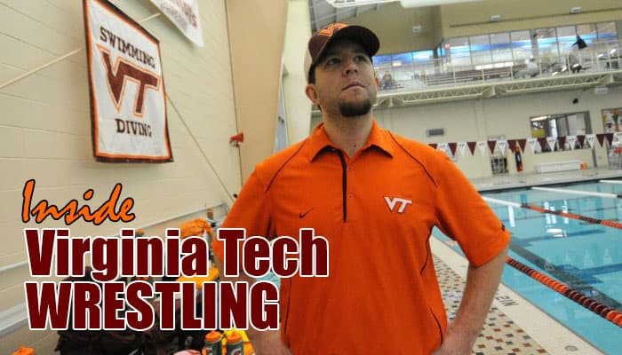 VT18: Bryan Johnston of Virginia Tech Athletic Communications talks wrestling and balancing the flow of information