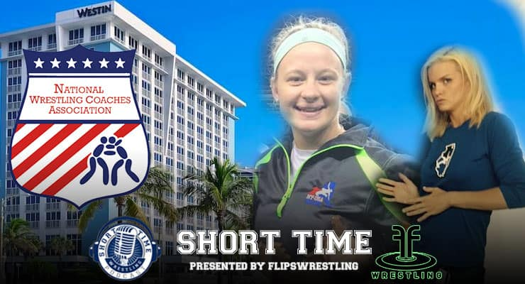 ST190: Julia Salata and Caitlyn Chase breakdown new opportunities for women coaching wrestling