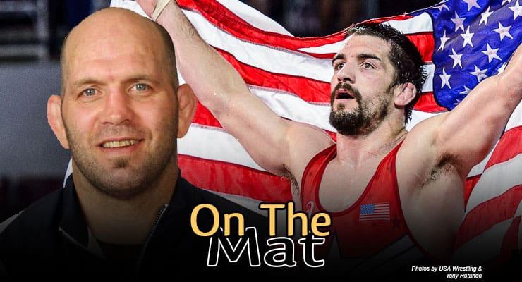 OTM388: Greco-Roman National Team Coach Matt Lindland and Pan Am Games Champion Brent Metcalf