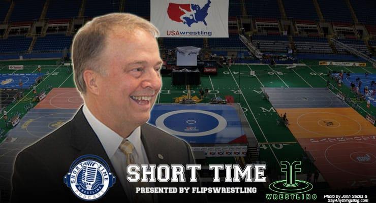ST184: Fargo, N.D. mayor Dr. Tim Mahoney on the impact of the USA Wrestling Cadet & Junior Nationals