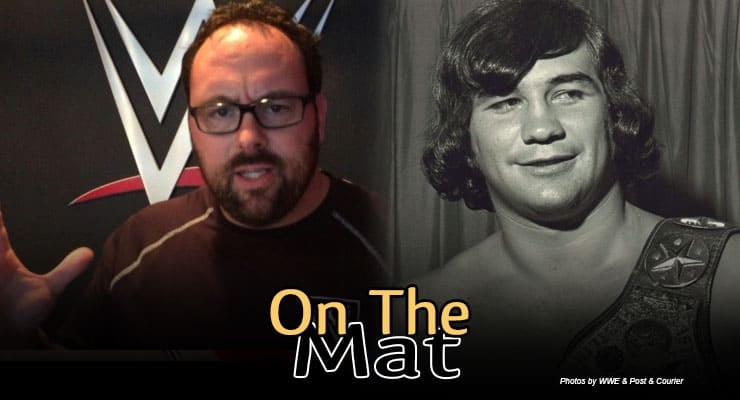 OTM385: Pro wrestlers Gerry Brisco and Nick Dinsmore prep for Tragos/Thesz Hall of Fame Weekend