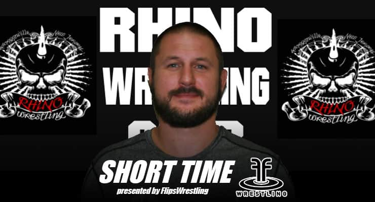 ST182: Rhino Wrestling Club's Mike Malinconico on clubs, lock-ins and VICE Sports