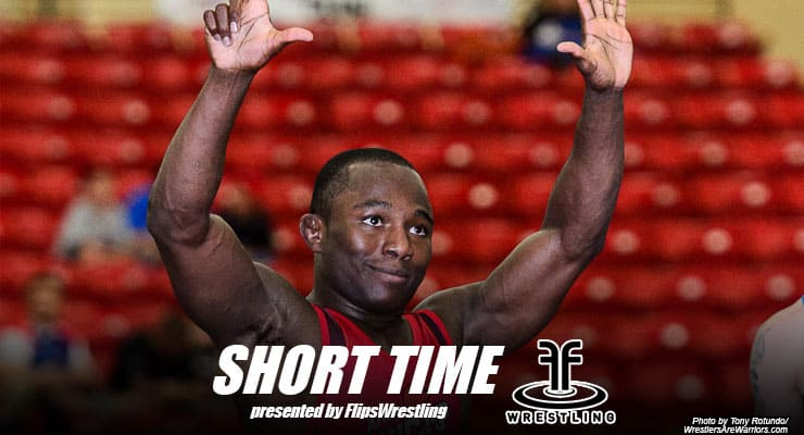 ST181: Eight-time Greco-Roman World and Olympic Team member Spenser Mango