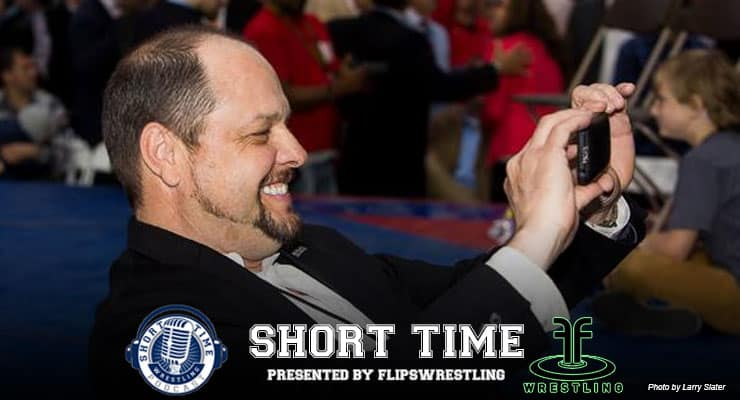 ST197: USA Wrestling Executive Director Rich Bender readies for World Championships