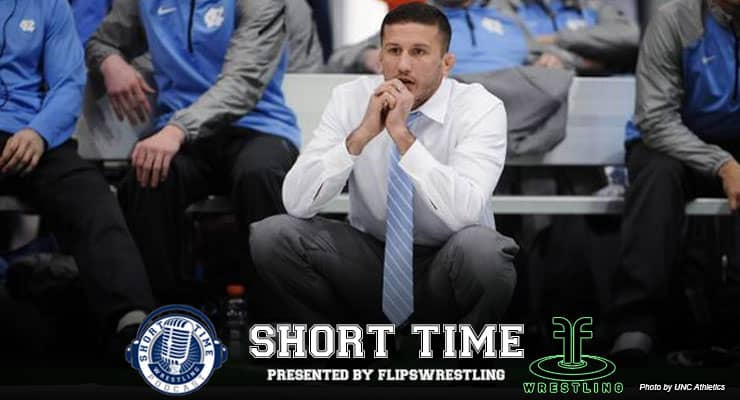 ST195: Olympic bronze medalist Coleman Scott talks about his new role as the head coach at North Carolina