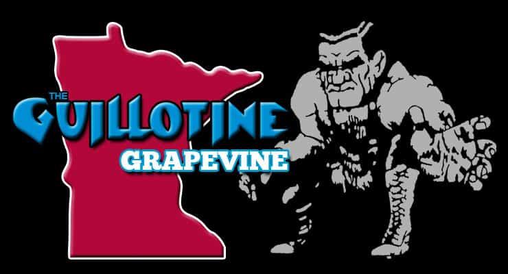 GG02: Minnesota's J Robinson and Brandon Eggum preview the upcoming wrestling season