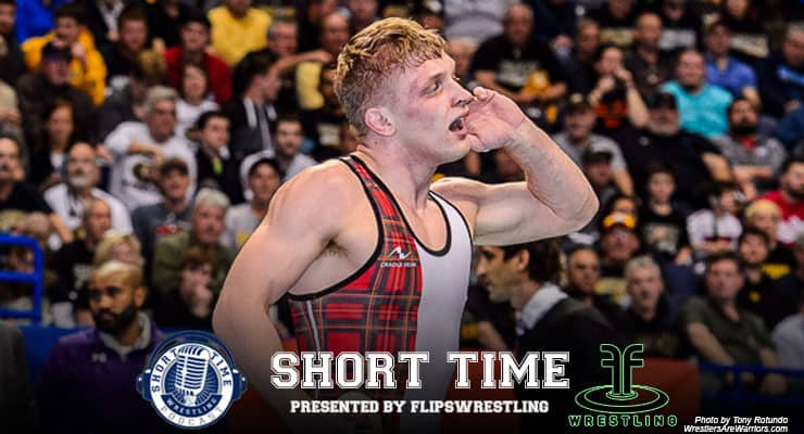 """ST194: Two-Time All-American David Habat of Edinboro going """"Motherland"""" for 2015 World Championships"""