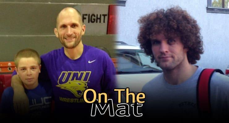 OTM390: Greco-Roman World Teamer Jordan Holm and new Northern Iowa assistant Lee Roper