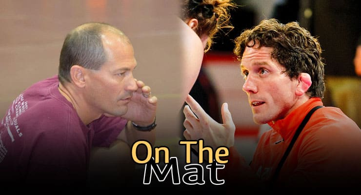 OTM391: U.S. Women's National Coach Terry Steiner and NCAA wrestling official Mike McCormick