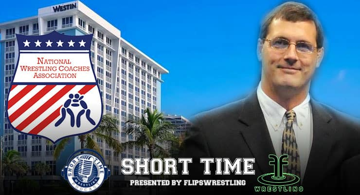 ST191: NWCA Executive Director Mike Moyer hits on topics like the future of the National Duals from the NWCA Convention