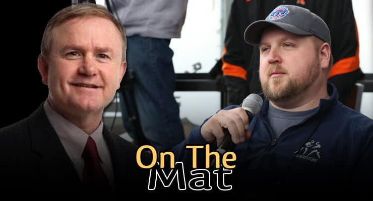 OTM396: Wrestling broadcasters Jim Gibbons and Jason Bryant