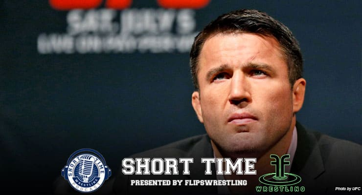 Chael Sonnen gets long-winded on his thoughts of the 2015 World Wrestling Championships – ST204