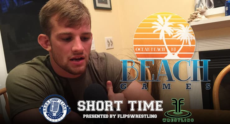 David Taylor breaks down the Beach Games, Penn State and his weight-class choice – ST207