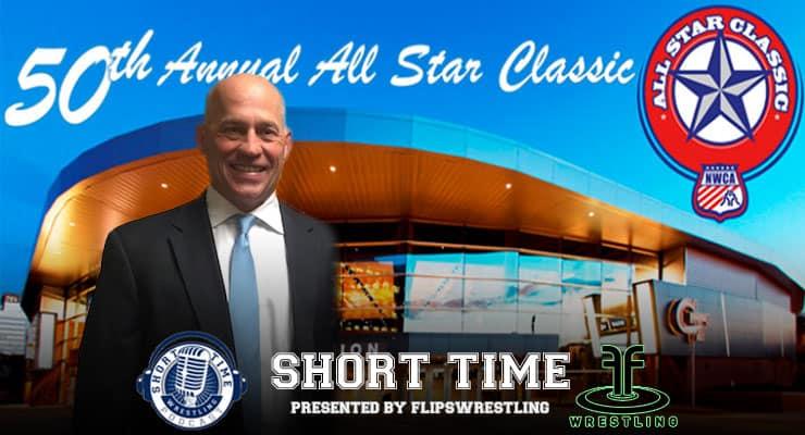 Rob Larmore, WIBN Atlanta President, kicking off the season at the All-Star Classic – ST214