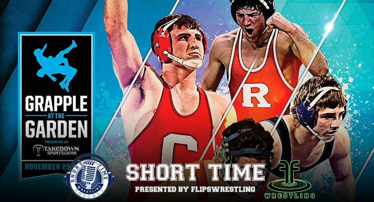 MSG Dir. of Sports Events Dylan Wanagiel previews the Grapple at the Garden and eyes the 2016 NCAA Division I Wrestling Championships – ST223
