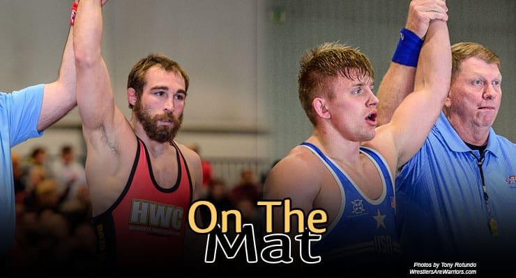 OTM409: U.S. National champions Kyle Dake and Dan Dennis