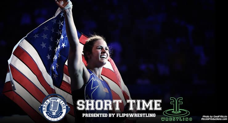 Three-time World Champion Adeline Gray tackles the Indian Pro Wrestling League and chases Olympic gold in 2016 – ST237