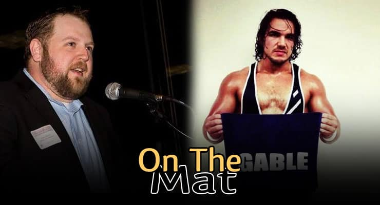 OTM417: Wrestling broadcaster Jason Bryant and 2012 Olympian and current NXT Superstar Chad Gable