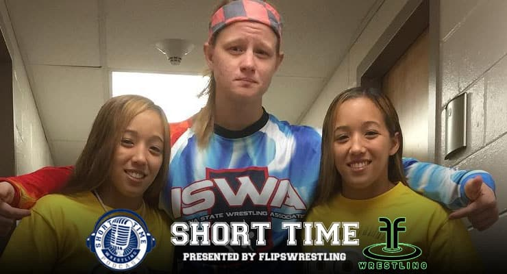 Julia Salata returns for her take on college wrestling and the recent WCWA National Championships – ST244