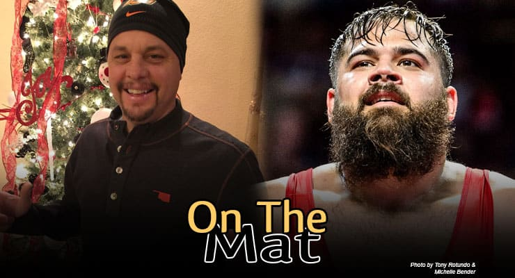 OTM421: USA Wrestling Executive Director Rich Bender and Greco-Roman World Teamer Robby Smith